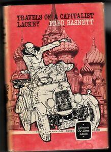 BOOK-TRAVELS-OF-A-CAPITALIST-LACKEY-FRED-BASNETT-1965