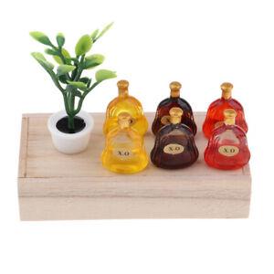 MagiDeal-1-12-Dollhouse-Miniature-X-O-Wine-Bottle-Plant-Home-Scene-Landscape