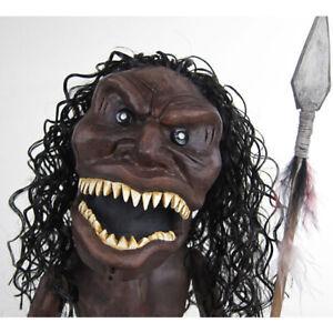 HCG Zuni Warrior Doll Figure NEW SEALED