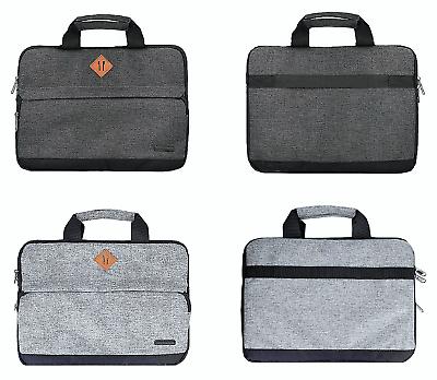 """FäHig Fashion Notebooktasche Laptop Tasche Bag Case Schutz 13.3"""" 14.1"""" 15.5"""" Koffer Notebooktaschen Büro & Schreibwaren"""