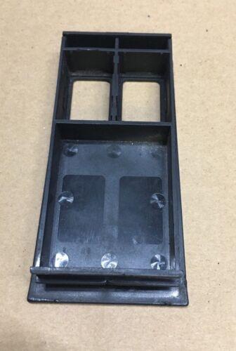 AUDI 80 90 B3 B4 Coupe Cabrio Puerta del conductor interruptor de la ventana principal Envolvente Recortar