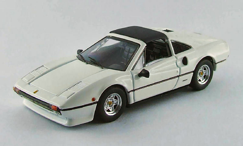 Ferrari 308 GTS 1978 blanc 1 43 Model Best models