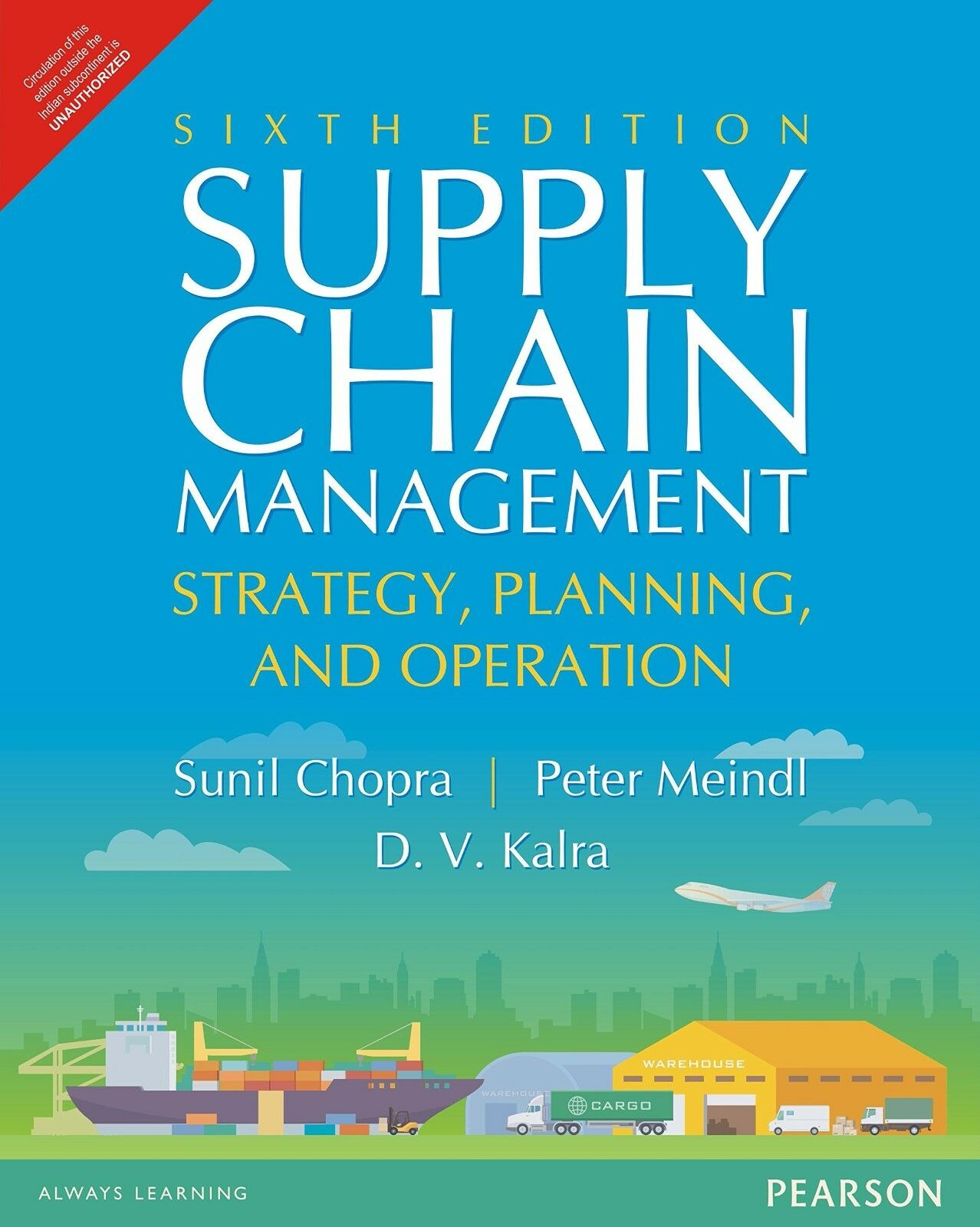 Supply chain management strategy planning and operation by peter resntentobalflowflowcomponentncel fandeluxe Choice Image