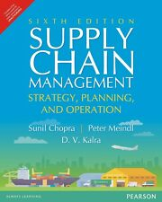 Supply chain management strategy planning and operation by peter item 5 supply chain management strategy planning and operation 6th edition by chopra supply chain management strategy planning and operation fandeluxe Choice Image