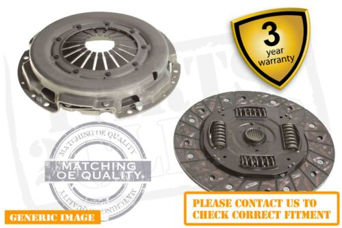 Ford Focus Ii 1.6 Tdci 2 Piece Clutch Kit Replacement Set 90 Saloon 04.05 On