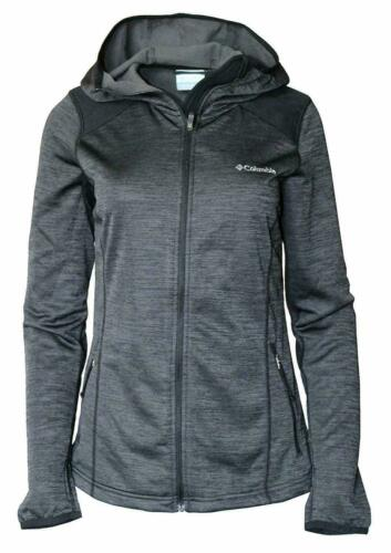New COLUMBIA Womens Station Full Zip fleece lined hoodie S-M-L-XL