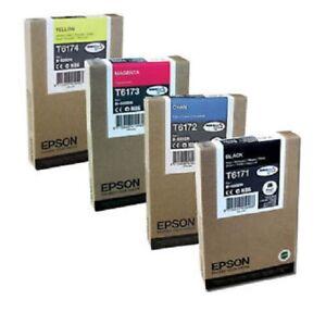 Das Bild Wird Geladen 4 Original Tinte Epson B 500DN 510DN