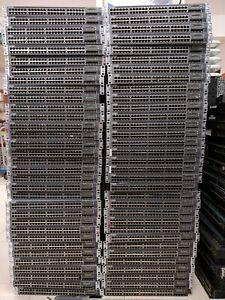 Juniper EX3300-48T 48-Port 10/100/1000Base-T & 4x 10GbE SFP+ Ethernet Switch