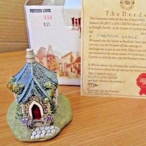 LILLIPUT-LANE-436-FARTHING-LODGE-LINCOLNSHIRE-THE-MIDLANDS-WITH-BOX-amp-DEEDS