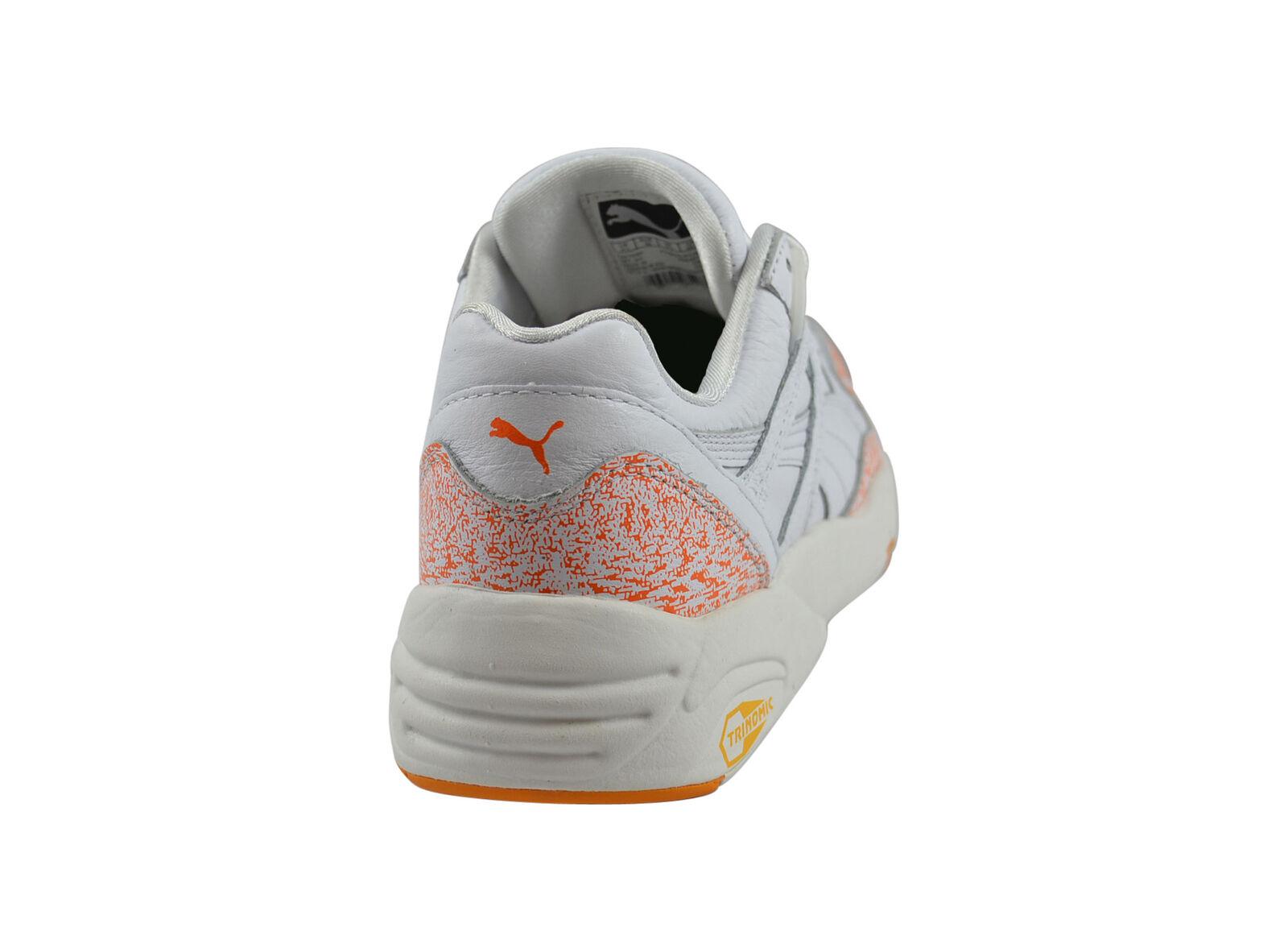 PUMA Trinomic r698 r698 r698 Snow splatter Pack bianca Fluo arancia Scarpe scarpe da ginnastica 358391 02 | Outlet Store  b6317d