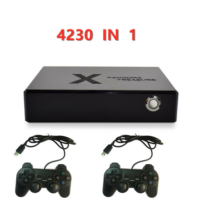Retro Video Arcade Game Console for TV PS3 Double Sticks KOF 4230 Games