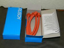 Teleflex Rusch 125200 Rubber Nasopharyngeal Airway Nasal Tube Flange 2 Box Ch28
