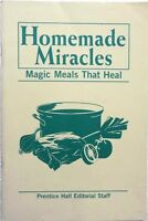 Homemade Miracles By Prentice-hall Staff 1999 Paperback Never Used