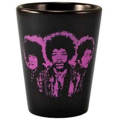 Jimi Hendrix Shot Glass Official Merchandise Diversificato Nell'Imballaggio