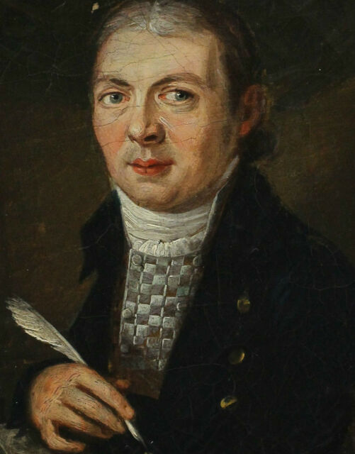 Old Masters 18. century.? - Portrait of a Scholar