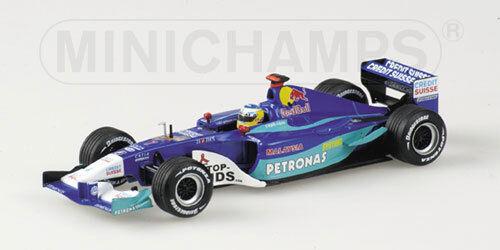 Sauber Petronas C21 Heidfeld GP USA 2002  400020107  1 43 Minichamps
