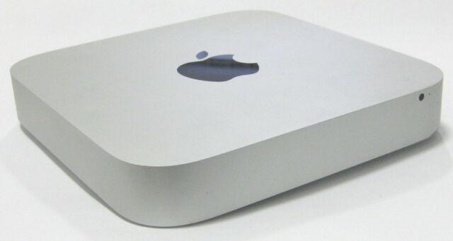 Apple Mac mini Desktop - MC815D/A - Core i5 2.3 GHz, 2 GB RAM, 500 GB HDD, 10.13