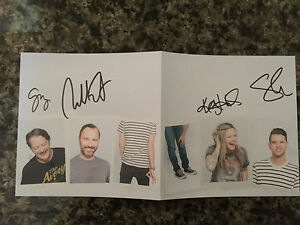Letters-to-Cleo-cd-signed-booklet-Back-to-Nebraska-EP-Kay-Hanley-w-band