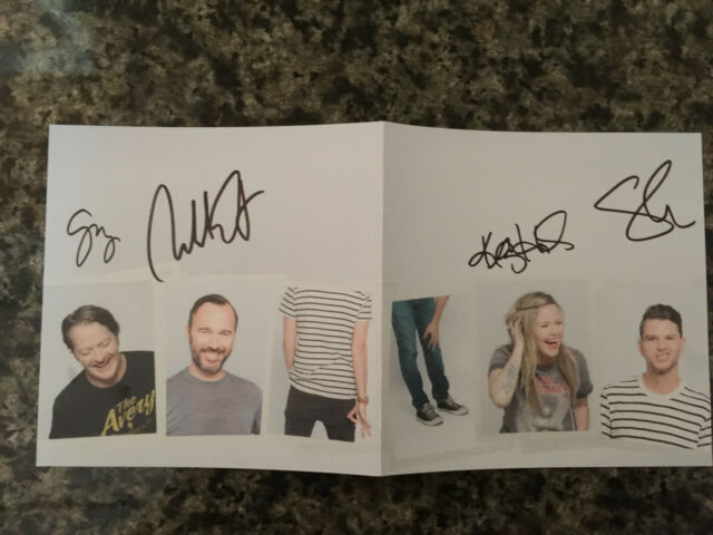 Letters to Cleo  cd signed booklet Back to Nebraska EP Kay Hanley w/ band