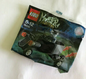 LEGO-Monster-Fighters-30200-Zombie-Chauffer-Polybag-NEU