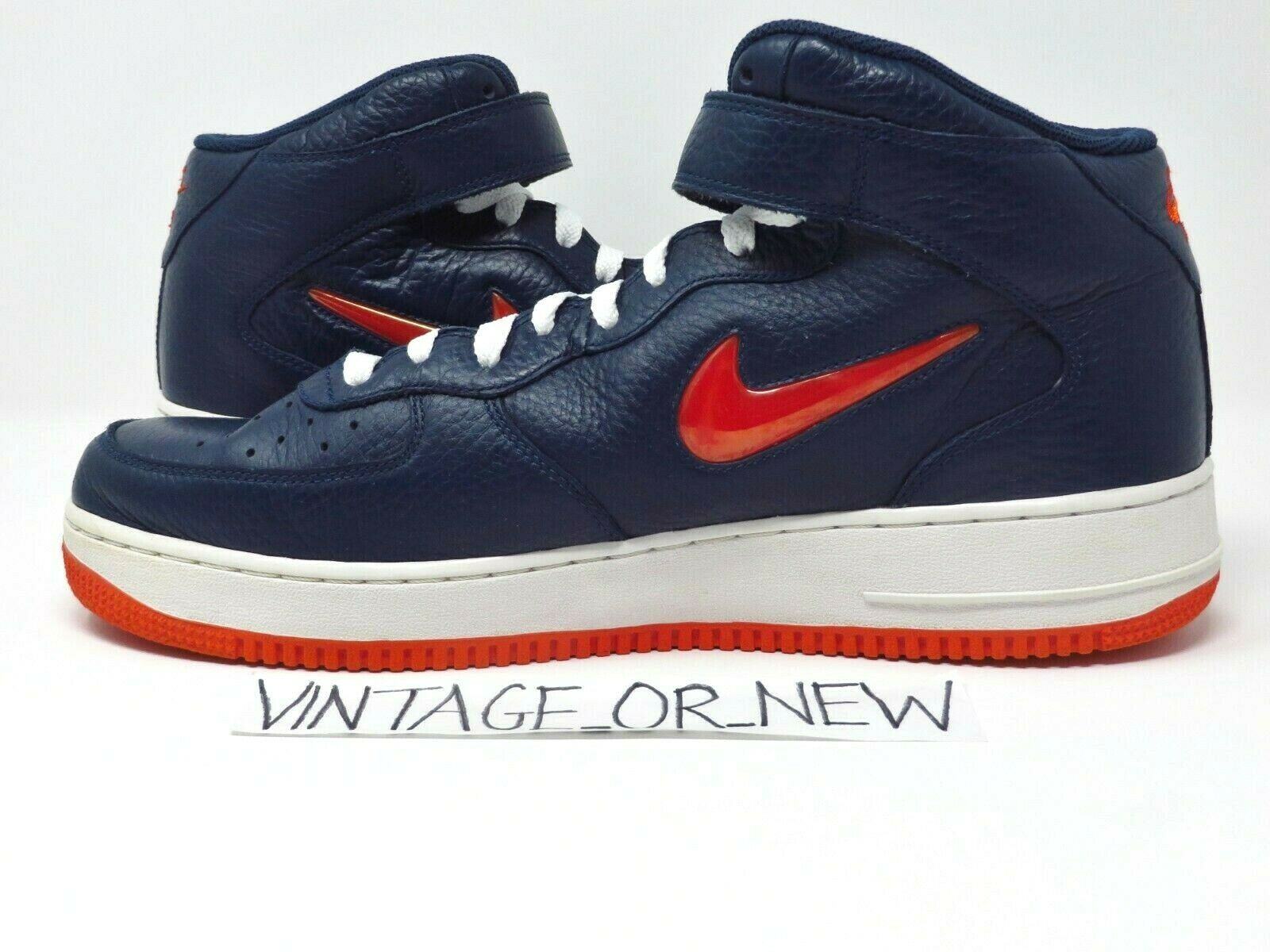 Size 13 - Nike Air Force 1 Mid NYC Jewel for sale online | eBay