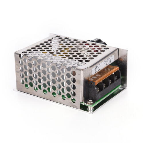 4000W 220V AC SCR Motor Drehzahl Licht Controller Modul Spannungsregler Di ZD 2