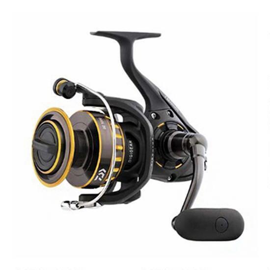 Daiwa BG 2500 Spinning Reel BG2500