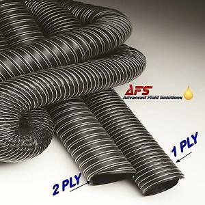 51mm-2-Ply-NEOPRENE-Ducting-Hot-Cold-Car-Air-Feed-Intake-Hose-Brake-Pipe-SNORKEL