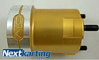 GO KART ALTO 50MM GOLD HUB NEW 90MM LONG / ROTAX TKM / NEXTKARTING