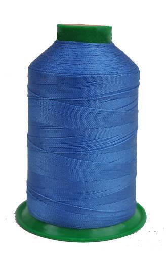POLYAMIDE 30 SPUN SEWING THREAD 1150m L BLUE  QUALITY