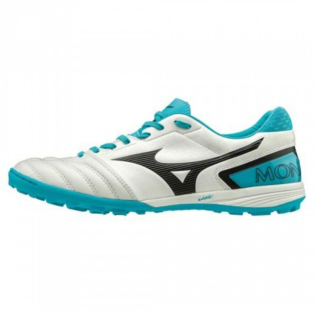 Mizuno Futsal zapatos MONARCIDA SALA ELITE TF Q1GB1910 blanco X negro