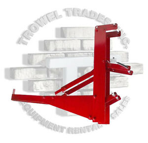 Qualcraft 2200 Pump Jack Steel Scaffolding Qual Craft 2200