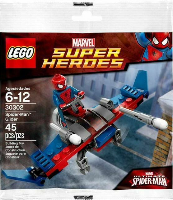 30302-Polybag Lego Marvel Super Heroes