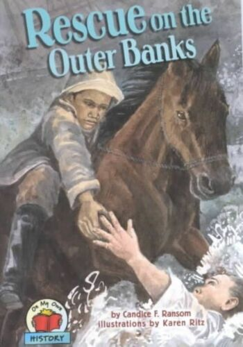 1 of 1 - Rescue on the Outer Banks (On My Own History)-ExLibrary