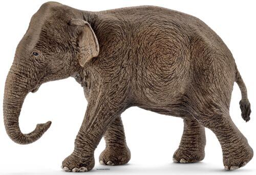 """NEU mit Schleich® Schleich®  14753 /"""" Asiatische Elefantenkuh /"""" Fähnchen"""