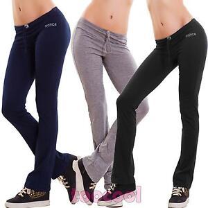 Pantaloni-donna-tuta-elastici-danza-fitness-yoga-sport-aderenti-nuovi-3855-1