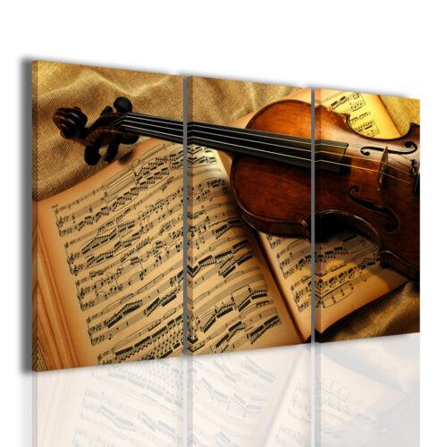 Quadri moderni Violin II quadro moderno violino pannelli d/'arredo musica pub bar