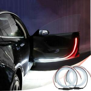 2x-Car-Door-Open-LED-Flashing-Light-Strip-Anti-collision-Atmosphere-Lamp-120cm