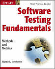 Software Testing Fundamentals: Methods and Metrics by Marnie L. Hutcheson (Paperback, 2003)