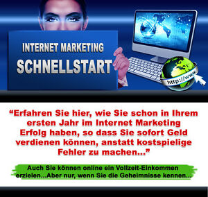Internet Marketing Schnellstart - Ebook (PDF & Word) - PLR/Reseller-Lizenz - <span itemprop='availableAtOrFrom'>Mühlheim, Deutschland</span> - Internet Marketing Schnellstart - Ebook (PDF & Word) - PLR/Reseller-Lizenz - Mühlheim, Deutschland