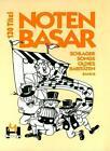 Notenbasar Band 8 (DIN A4) von Gerhard Hildner (2001, Ringbuch)
