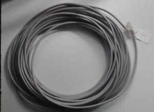 20 Mètres Ordinateur Câble Lan Cat 5e Non Utilisé-afficher Le Titre D'origine CaractéRistiques Exceptionnelles