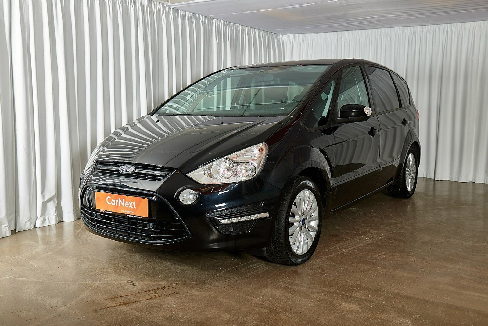 Ford S-MAX 2,0 TDCi 163 Collection 7prs 5d - 199.900 kr.