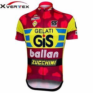 225987895 Cycling Jersey Gis Retro Vintage Bike Racing Riding Tri MTB Team Pro ...