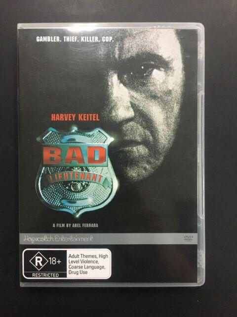 BAD LIEUTENANT (1992) DVD CULT LIKE NEW RARE HARVEY KEITEL