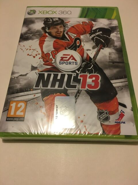 🤩 xbox 360 neuf blister sous officiel pal fr nhl 13 hockey ea sports simulation