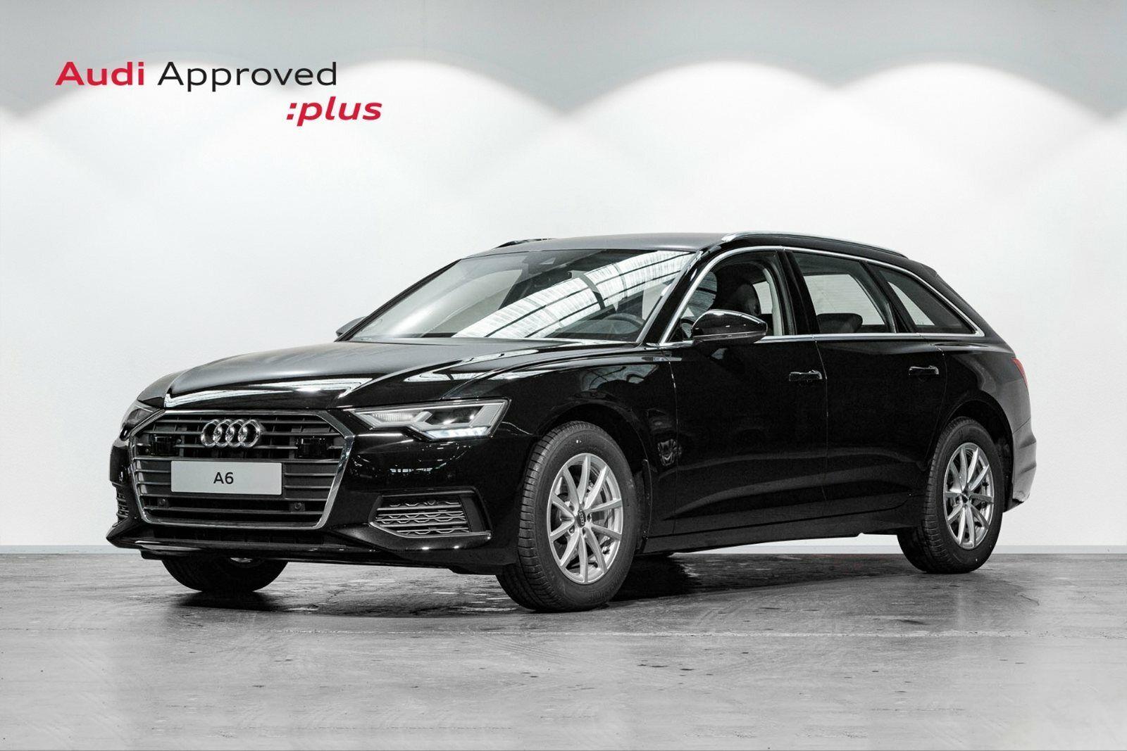 Audi A6 40 TDi Avant S-tr. 5d - 505.000 kr.