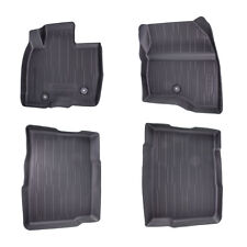 Oem New 15 17 Ford Explorer Floor Mats Tray Style Rubber All Weather 4 Piece