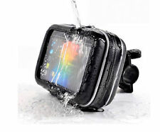 "5"" For Garmin Nuvi TomTom GPS Waterproof bicycles/motorcycle Case & Mounts IPS"
