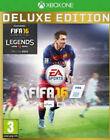 FIFA 16 -- Deluxe Edition (Microsoft Xbox One, 2015)